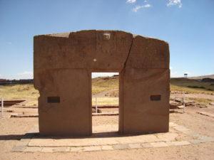 Porta do Sol, Tiwanaku, Bolívia