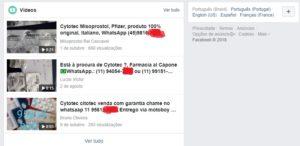 Facebook Cytotec